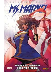 MS. MARVEL v4 06: DAÑO POR...