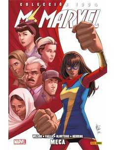 MS. MARVEL v4 07: MECA...