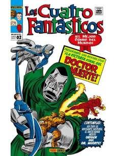 LOS 4 FANTÁSTICOS 02: LA...