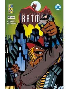 LAS AVENTURAS DE BATMAN 19...