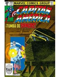 CAPITÁN AMÉRICA 253: ¡TUMBA...