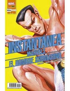INSTANTÁNEA MARVELS 01: EL...