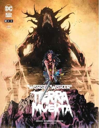WONDER WOMAN: TIERRA MUERTA 01 (DC...