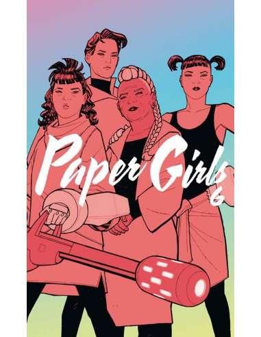 PAPER GIRLS (CARTONÉ) 06