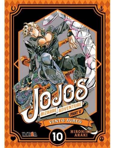 JOJO'S BIZARRE ADVENTURE (PARTE 5):...