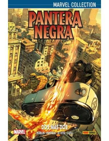 PANTERA NEGRA v4 (HUDLIN) 03: DOS MÁS...