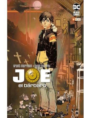 JOE EL BÁRBARO (BIBLIOTECA GRANT...