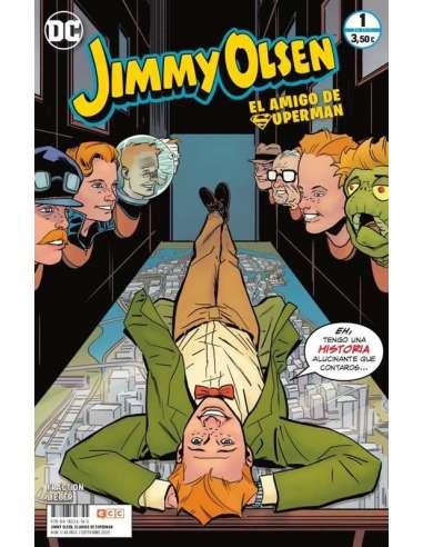 JIMMY OLSEN, EL AMIGO DE SUPERMAN 01