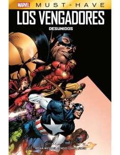 LOS VENGADORES: DESUNIDOS...
