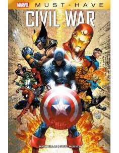 CIVIL WAR (MARVEL MUST-HAVE)