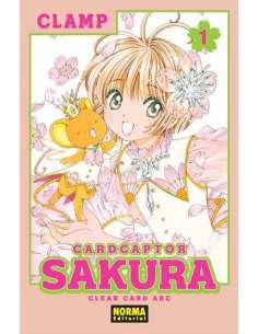 CARD CAPTOR SAKURA: CLEAR...