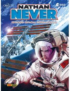 NATHAN NEVER. ESTACIÓN...