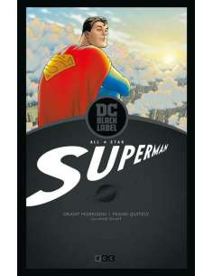 ALL-STAR SUPERMAN (DC BLACK...