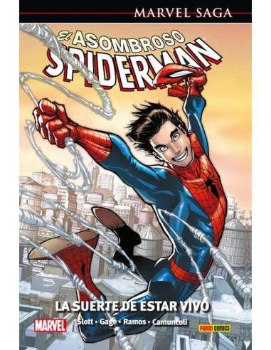 EL ASOMBROSO SPIDERMAN 46:  LA SUERTE...