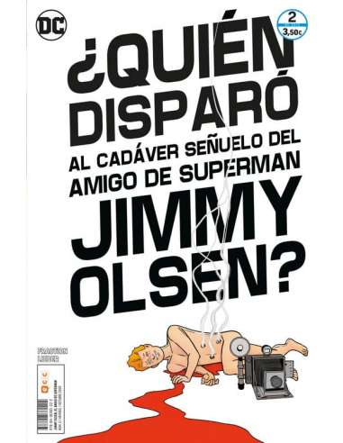 JIMMY OLSEN, EL AMIGO DE SUPERMAN 02