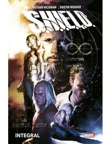 S.H.I.E.L.D. V1-V2 (JONATHAN HICKMAN...