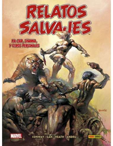 RELATOS SALVAJES v1 02 (BIBLIOTECA...