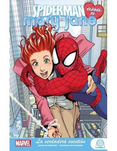 SPIDERMAN AMA A MARY JANE 01: LA...