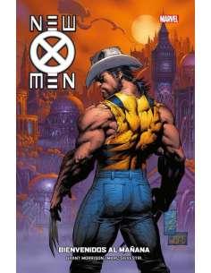 NEW X-MEN 07: BIENVENIDOS...