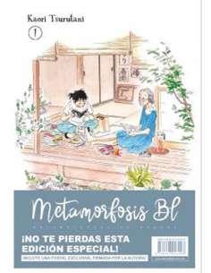 METAMORFOSIS BL 01 (EDICIÓN...