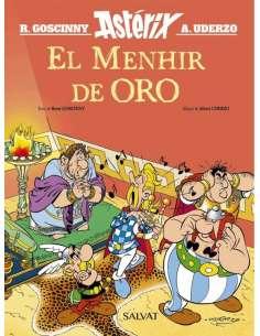 ASTÉRIX: EL MENHIR DE ORO