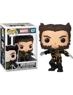 POP! MARVEL 637. WOLVERINE...