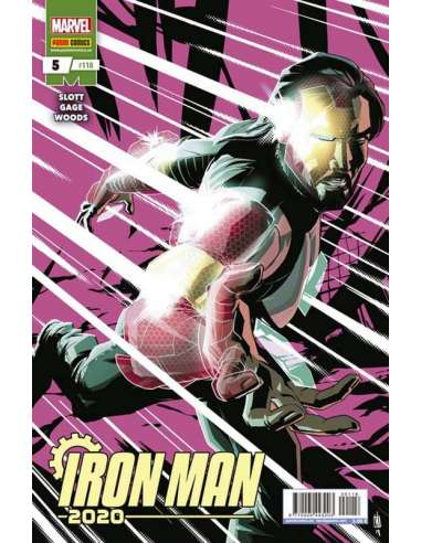 IRON MAN 2020 05