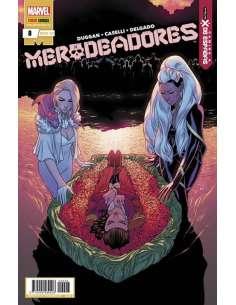 MERODEADORES 08: CAMINO A X...
