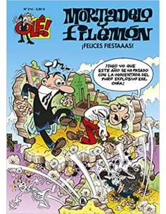 MORTADELO Y FILEMÓN:...