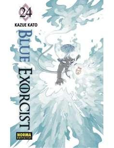 BLUE EXORCIST 24 ***RSV***