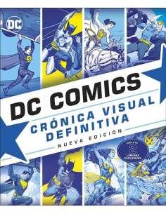 DC COMICS. CRONICA VISUAL...