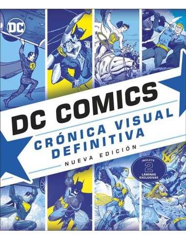 DC COMICS. CRONICA VISUAL DEFINITIVA...