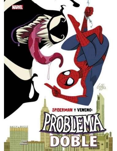 SPIDERMAN Y VENENO: PROBLEMA DOBLE...