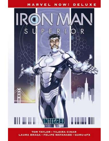 IRON MAN SUPERIOR: INTEGRAL (MARVEL...