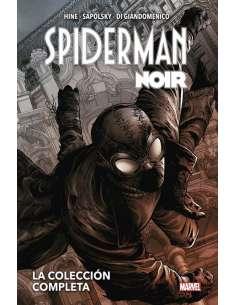 SPIDERMAN NOIR: LA...