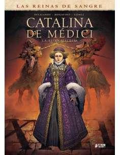CATALINA DE MÉDICI: LA...