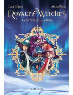 ROYALTY WITCHES 01: LA...