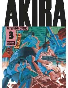 AKIRA EDICIÓN ORIGINAL B/N 03