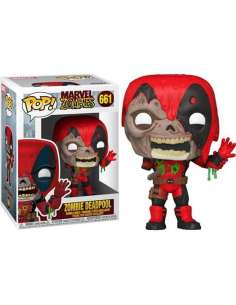 POP! MARVEL 661. ZOMBIE...