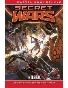 SECRET WARS: INTEGRAL...