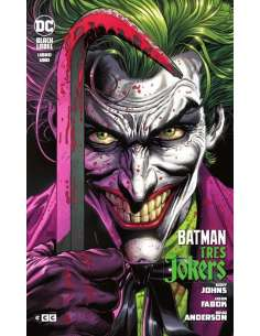 BATMAN: TRES JOKERS 01