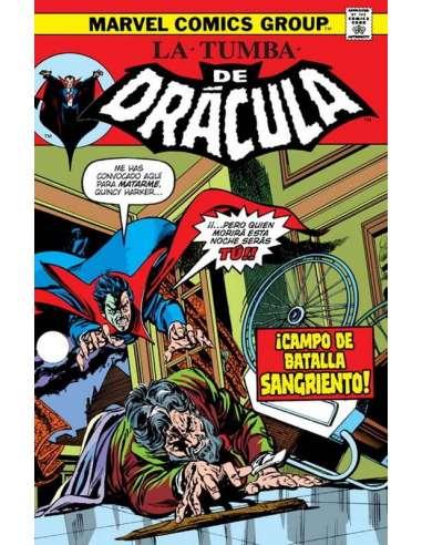 LA TUMBA DE DRÁCULA 05 (BIBLIOTECA...