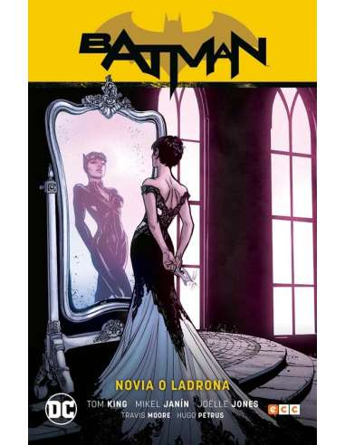 BATMAN v3 (TOM KING) 08. SAGA CAMINO...